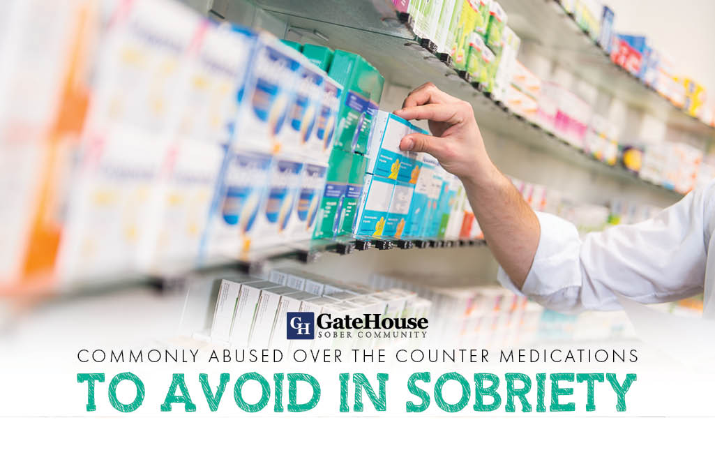 Over the Counter Medications to Avoid in Sobriety