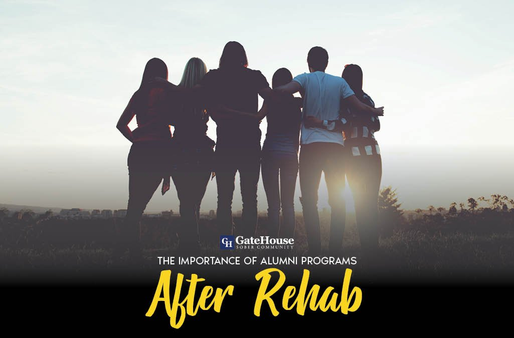 The Importance of Alumni Programs after Rehab