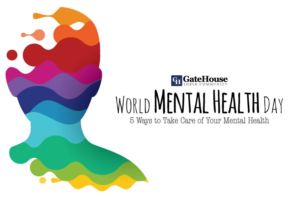 World Mental Health Day: 5 Ways to Take Care of Your Mental Health
