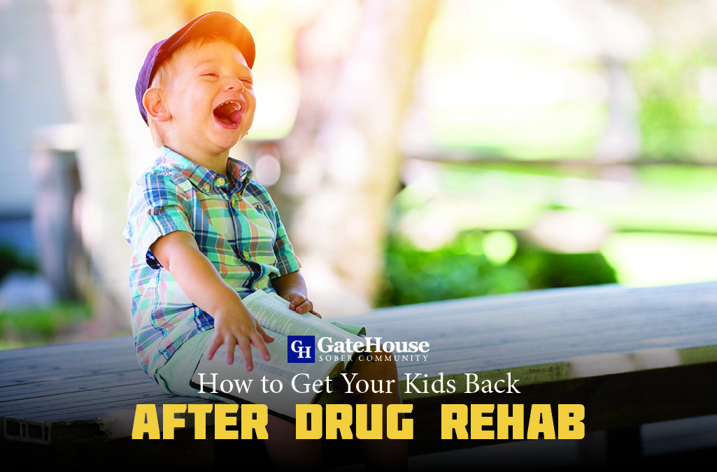 How To Regain Child Custody After Drug Rehab?